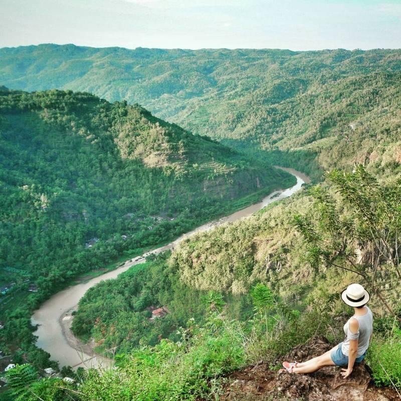 Liburan atau berburu foto ditempat wisata Bantul yang super keren ini boleh banget! Direkomendasikan malah! via IG @diana_jcb