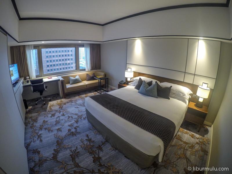Hotel yang cocok untuk pebisnis, atau untuk liburan keluarga