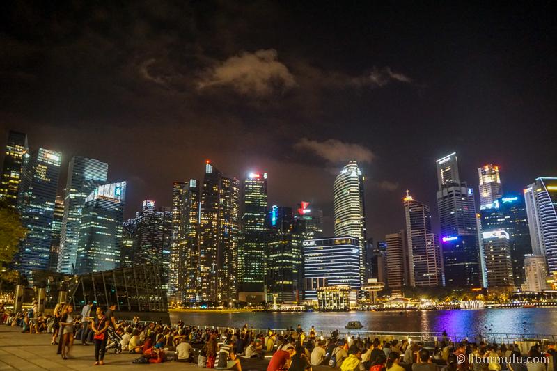 Liburan Ke Singapura Kurang Dari 2 Juta Bisa! Begini Caranya!