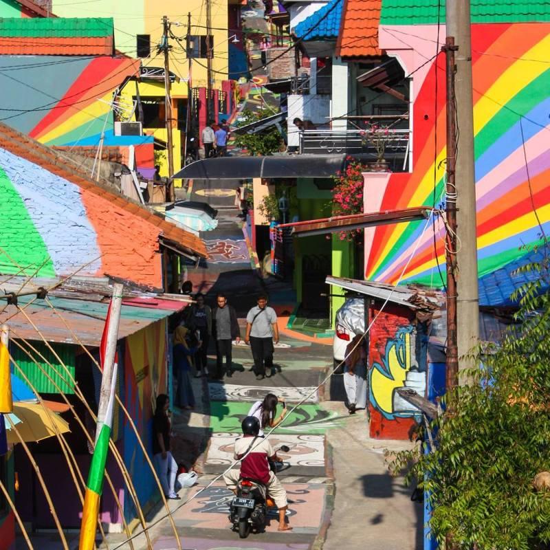 Yakin kalian nggak ingin berkunjung ke tempat wisata di Semarang yang lagi ngehits ini by IG @fabianusparasdya