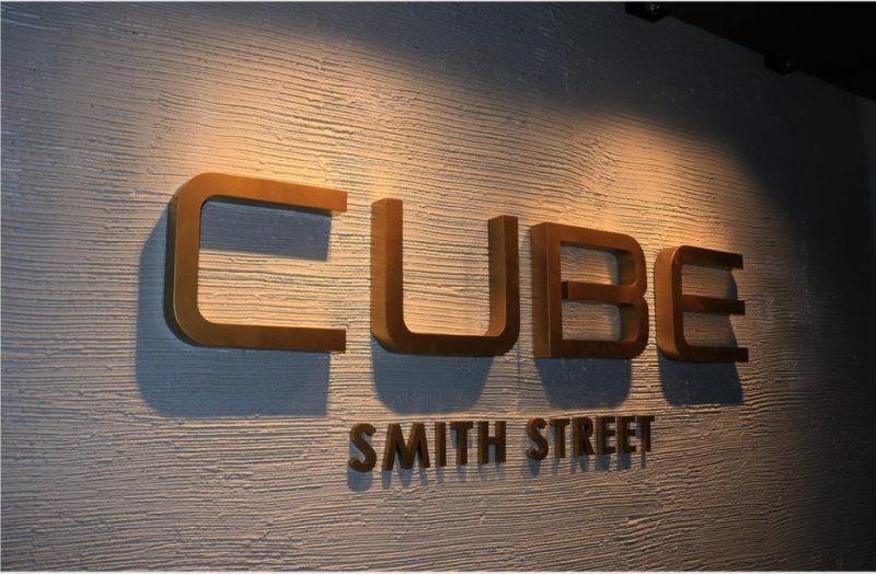 Cube Boutique Hotel, salah satu kapsul hotel di Singapura