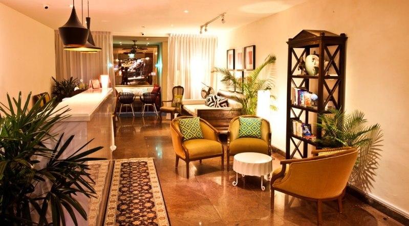 Nggak salah kalau hotel ini mengukuhkan diri sebagai Luxury Hostel di Singapura