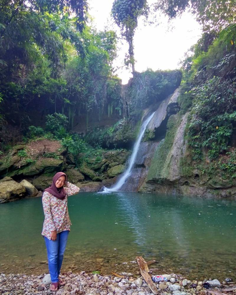 Coban Ngoro Tulungagung by @bella_anandra