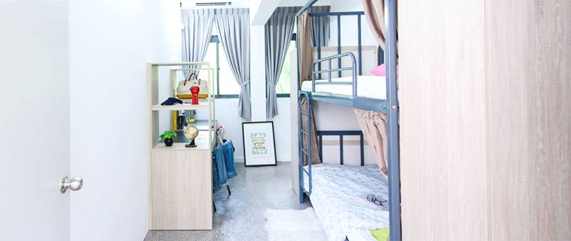 Foto kamar Matchbox The Concept Hostel Singapura