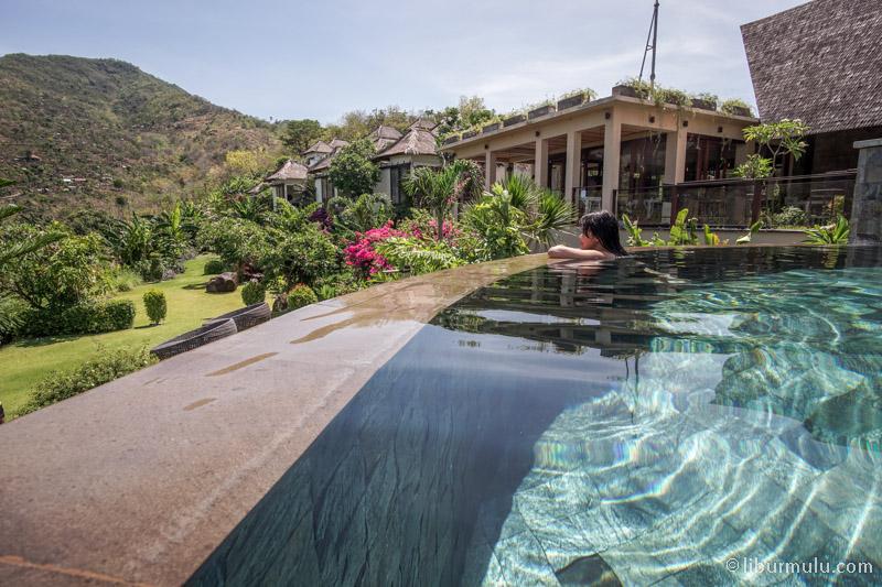 Salah satu villa di Amed terbaik untuk dicoba