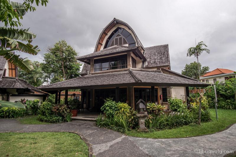 Tipe 3 Bedroom Villa adalah salah satu yang terbaik dan termahal dari hotel ini