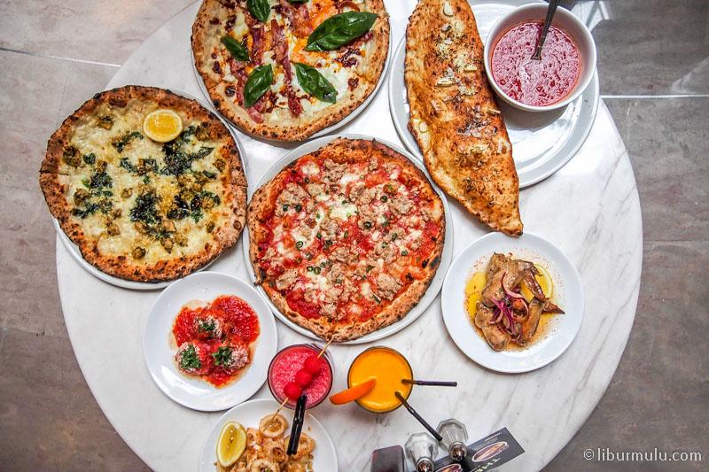 culinary skyavenue - pizza & calzone ala motorino