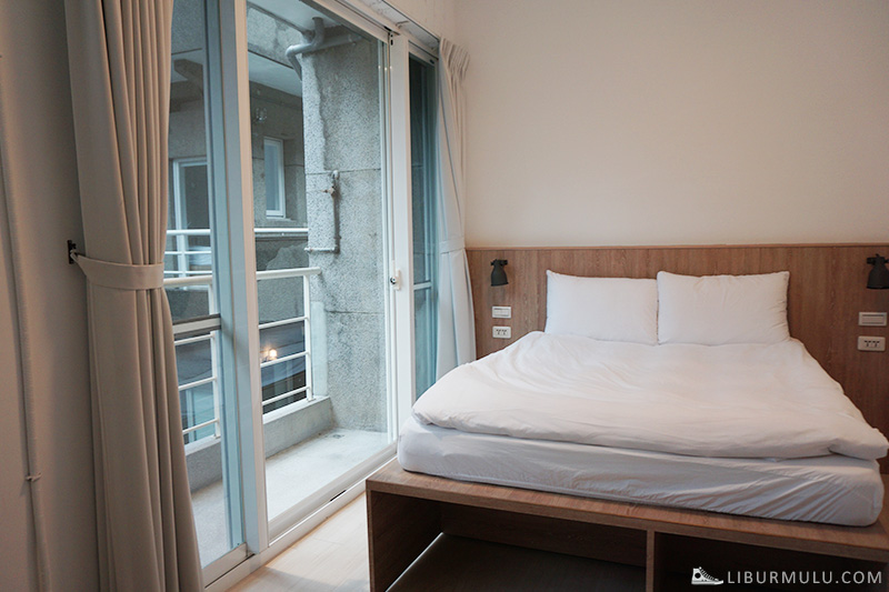 Classic double room flipflop hostel