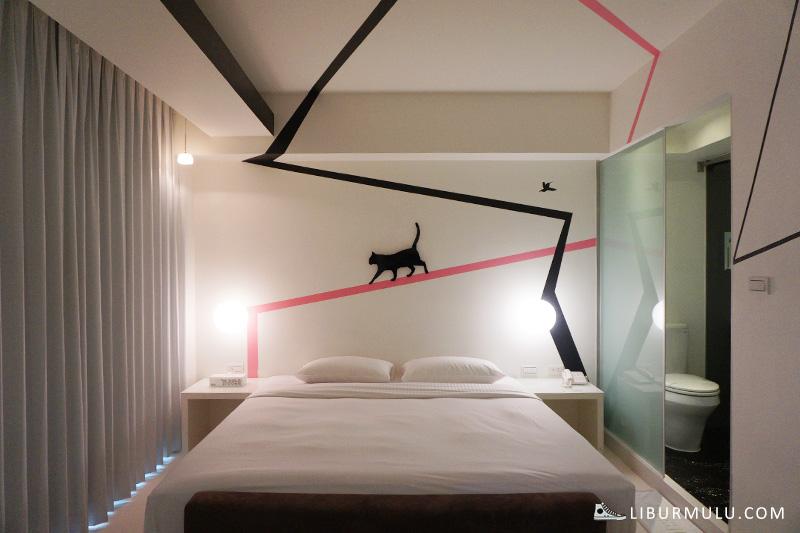 Original Double Room Icon Hotel Kaohsiung