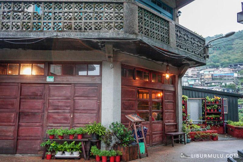 Qitang Old Street Jiufen