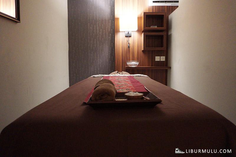 Spa at Swiss Belhotel Tuban