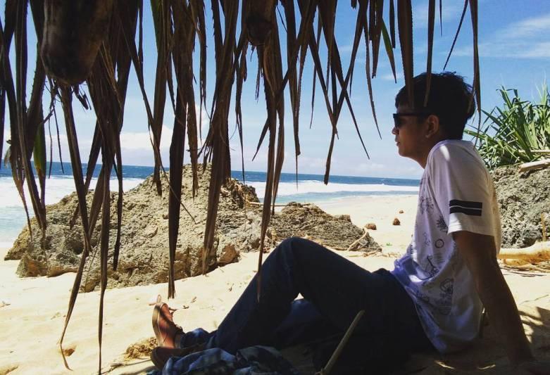 Siapa sih yang nggak mau liburan santai seperti ini! via IG @rony_sions