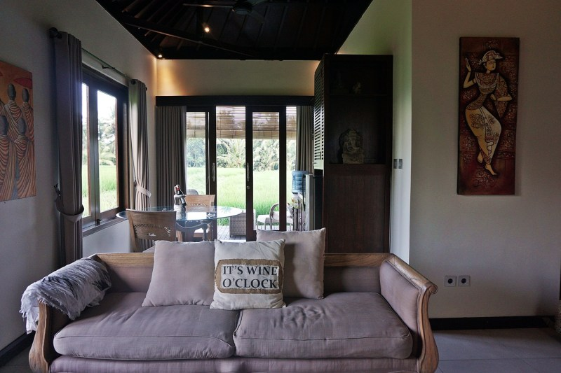 Ruang Tamu Solo Villas & Retreat
