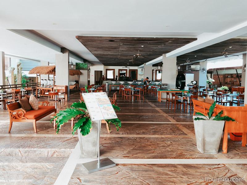 Restoran hotel untuk sarapan pagi