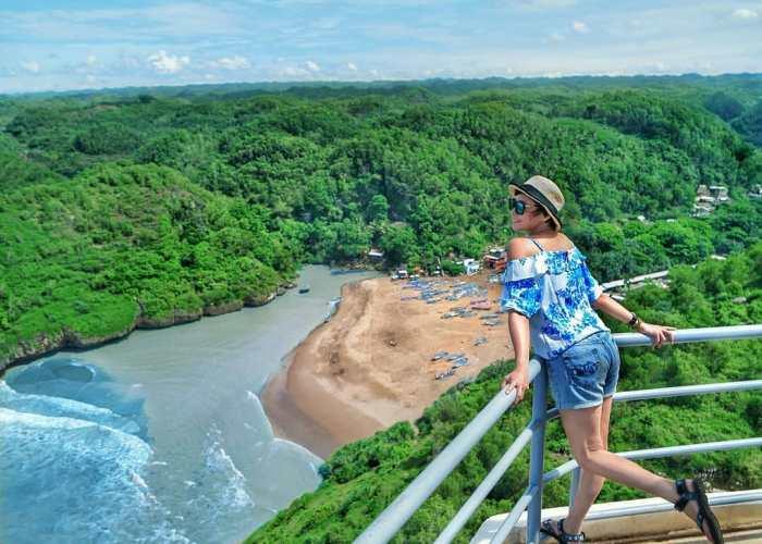 Pantai Baron, Wisata Pantai Yogyakarta Favorit!! via @jogja