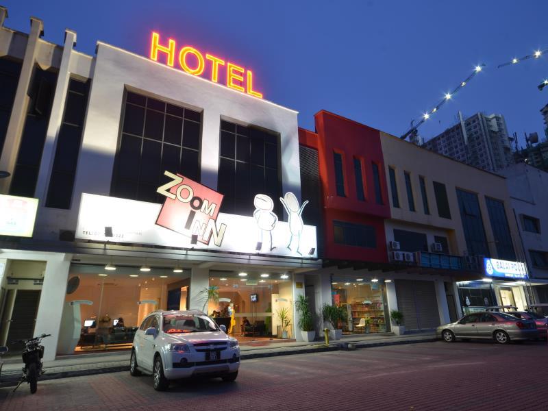 Zoom Inn Boutique Hotel, Johor Bahru