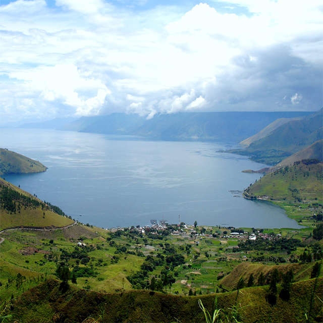 Danau Toba, Sumatra Utara