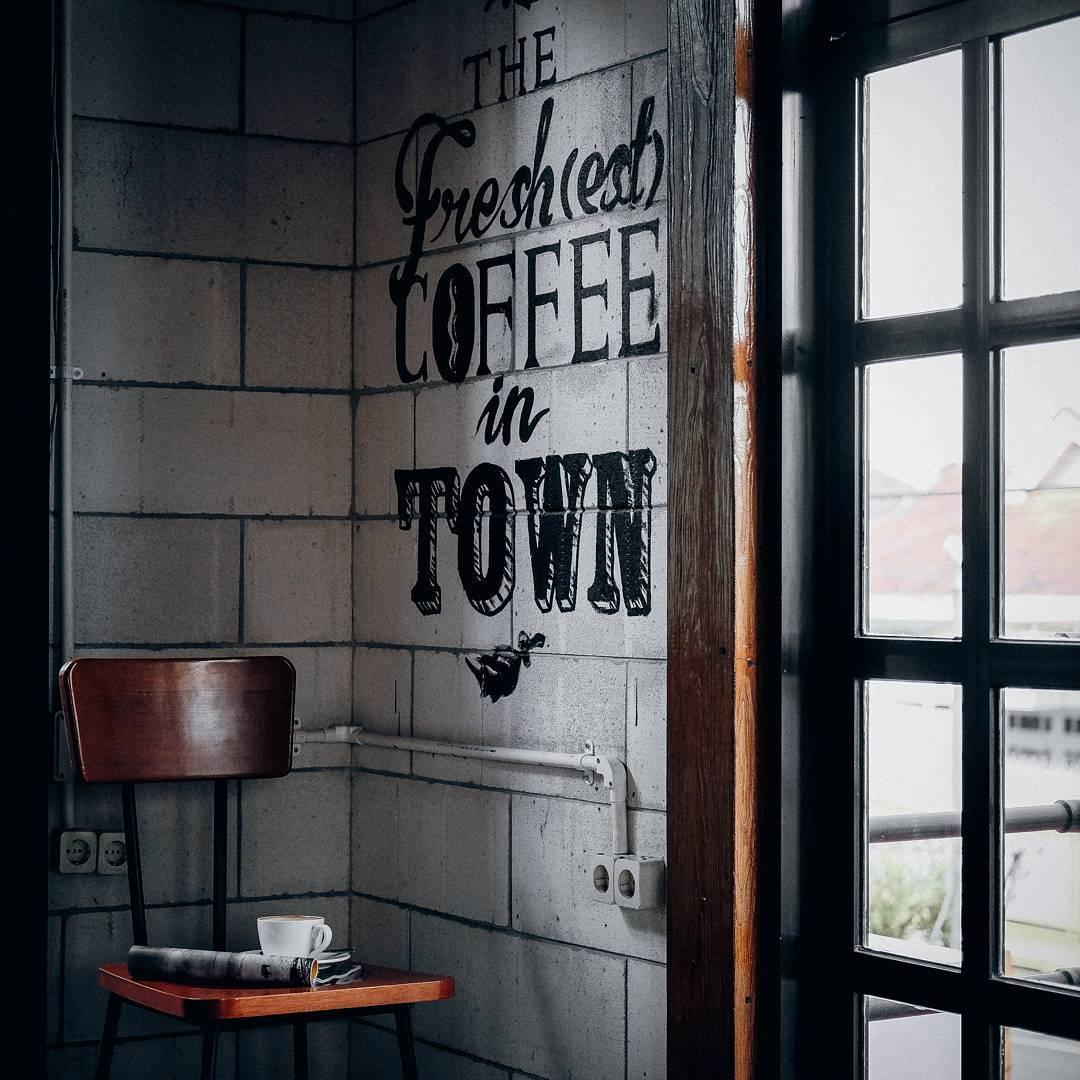 Golden Heritage Koffie Malang, tempat ngopi paling asoy di Malang via @ghkoffie