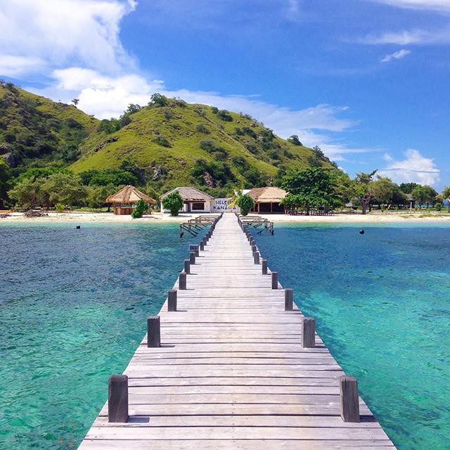 Pulau Kanawa, Flores, NTT
