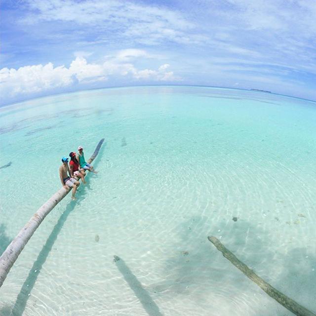 Pulau Lanjukang, Makassar, Sulawesi Selatan