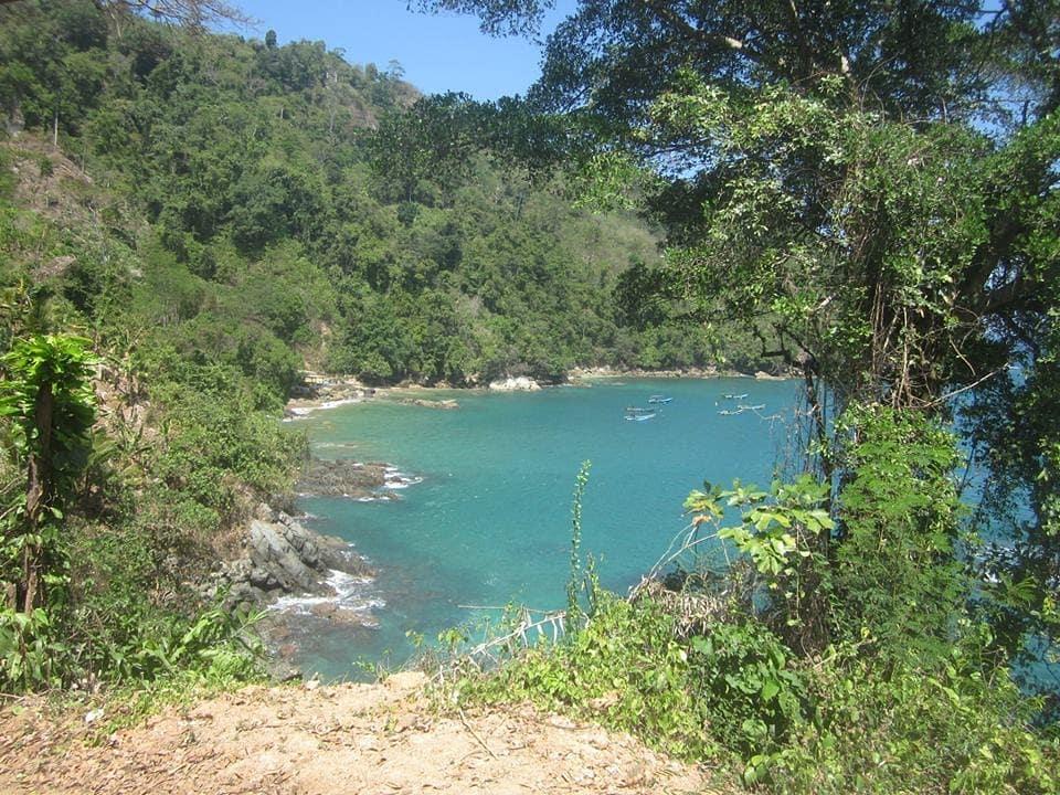 Pantai di Malang yang belum terjamah, Pantai Klatakan.