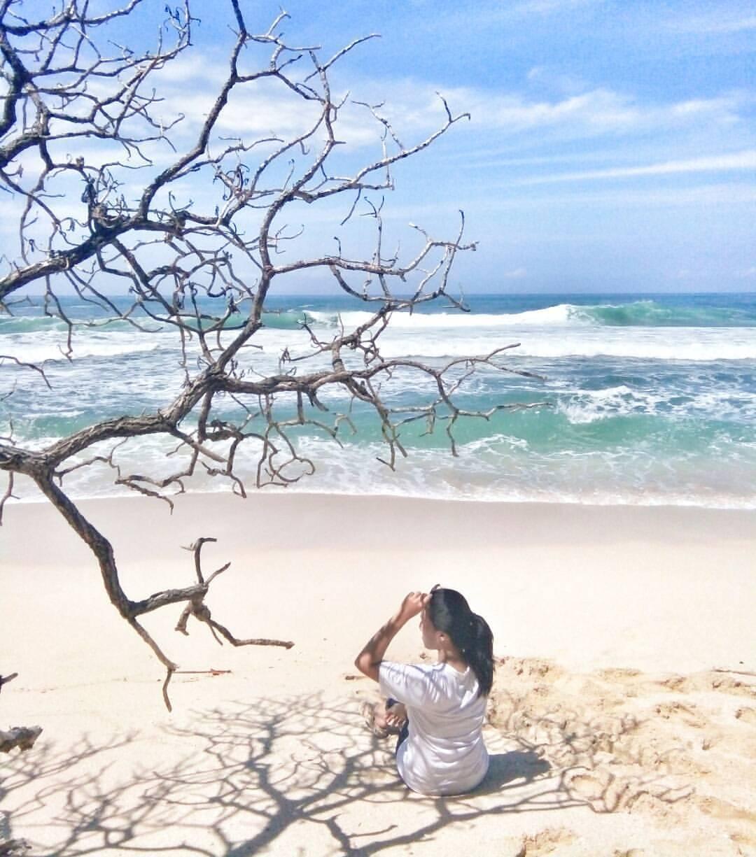 Pantai di Malang yang belum terjamah, Pantai Dali Putih.