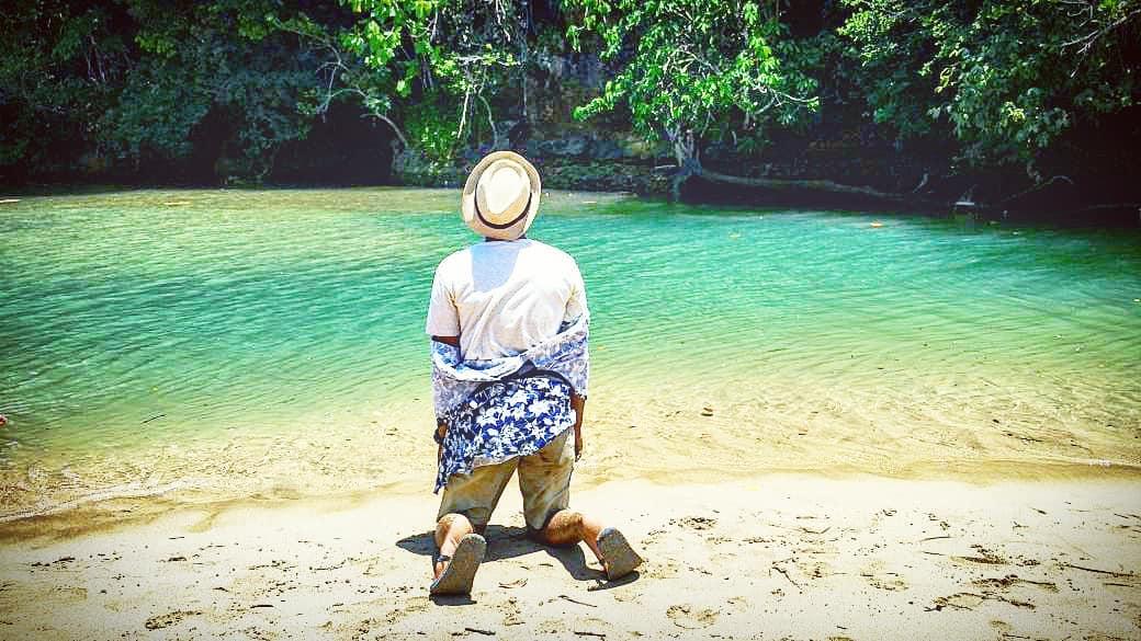 Pantai di Malang yang belum terjamah, Pantai Kondang Rowo.