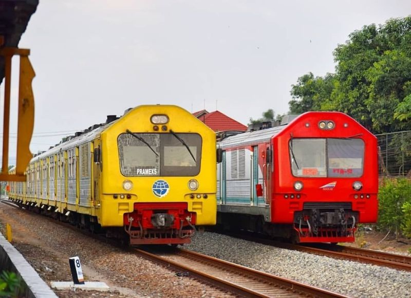 Jadwal Kereta Api Prameks Solo Jogja Tahun 2020