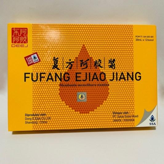Mengenal Suplemen Obat Herbal Fufang Ejiao Jiang