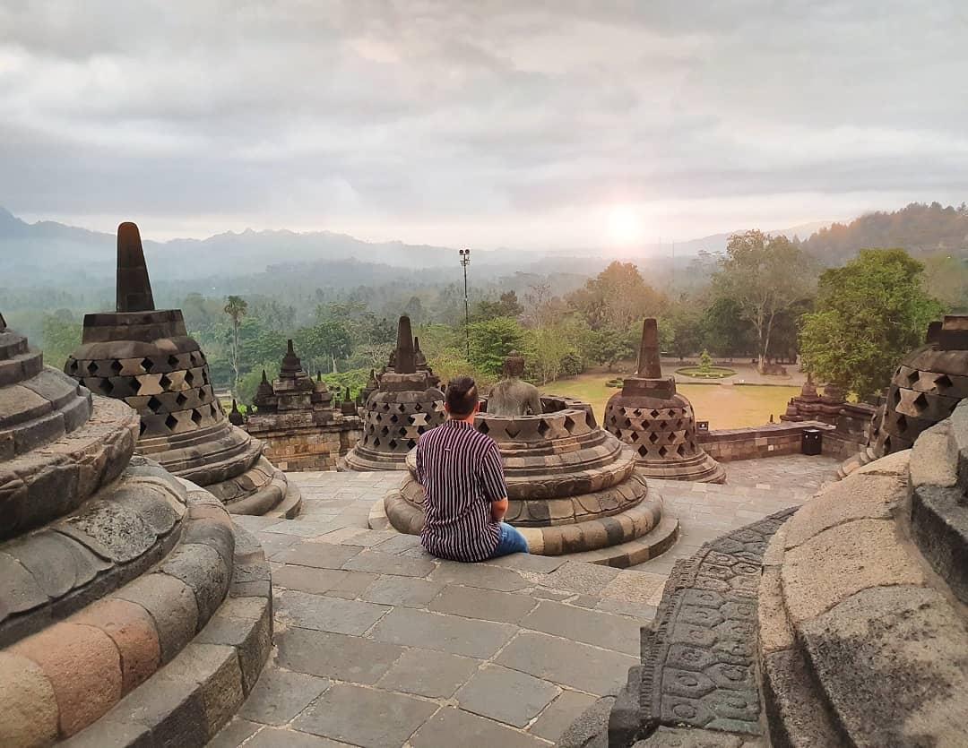 Foto Candi Borobudur