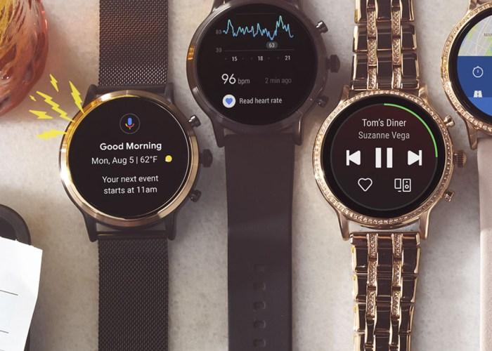 Keren! FOSSIL Meluncurkan Smartwatch Terbaru - GEN 5