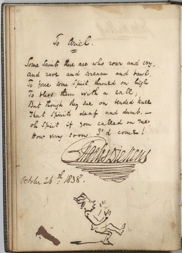 Autograph album of Priscilla Horton. Manuscripts. Free Library of Philadelphia: Philadelphia, PA. https://libwww.freelibrary.org/digital/item/31683. (accessed Feb 23, 2017)