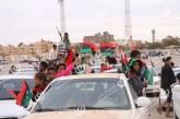 احتفالات مدينة سبها بالعيد السابع لثورة فبراير