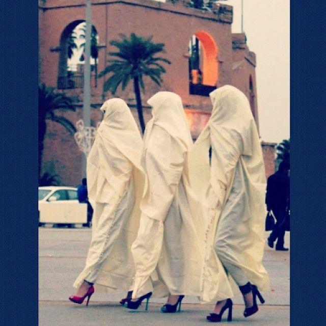 الزي الوطني الليبي يوم 13-3-2014