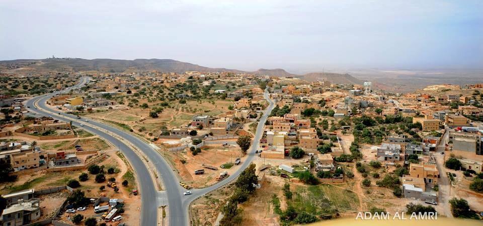 صورة جوية لقرية بوغيلان