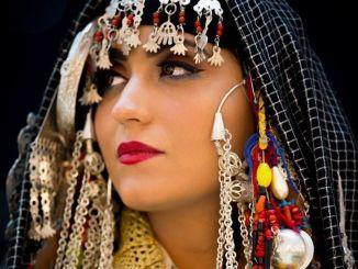 لبس وحلي المرأة الليبية الاصلية