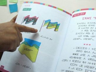 كتاب تعليم اللغة الليبية