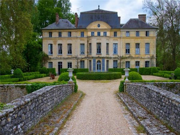 wonderful french chateau review of chateau de courcelles - 800×600