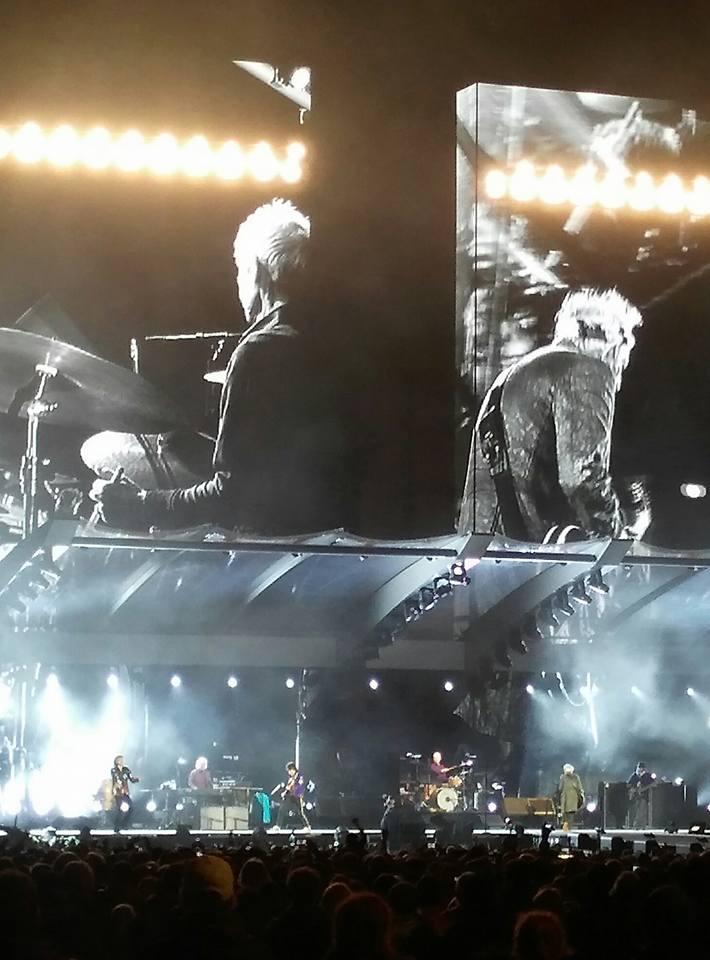 The Rolling Stones, No Filter Tour, Spielberg, Austria, 16 sept. 2016 Copyright: Licata.bg