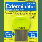 Treet-It Lice & Nit Exterminator Comb