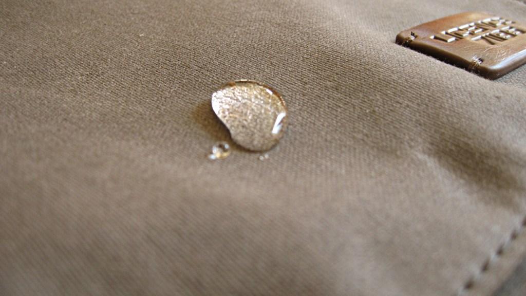 WaxC Water Resistant Cotton