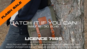 LICENCE 71195 Flash Sale