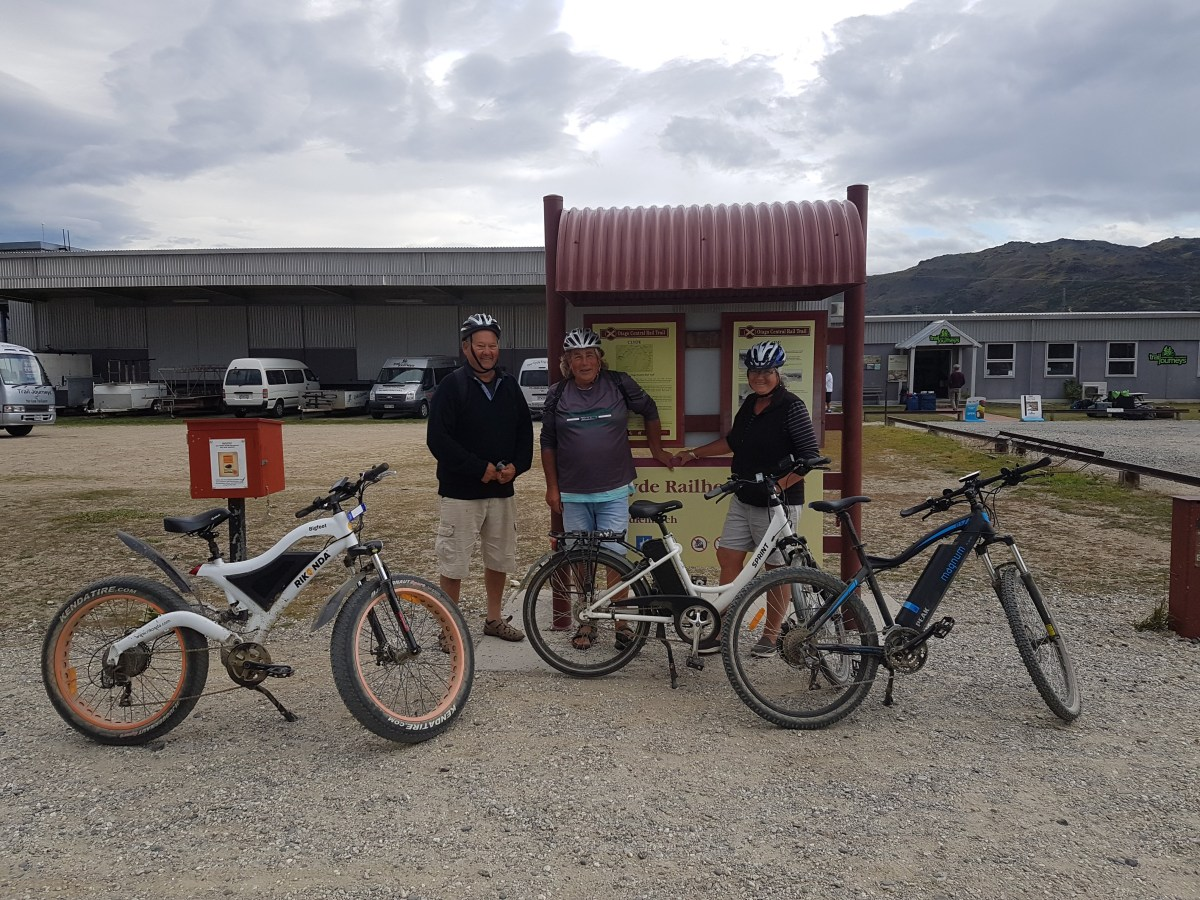 Otago Rail Trail Part 4