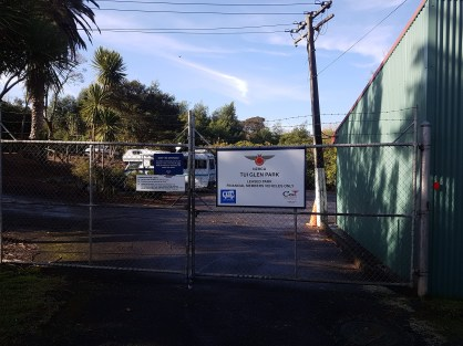 Camping - West Auckland - Tui Glen