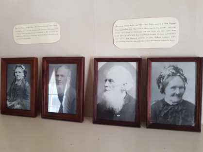 Photos of the missioners