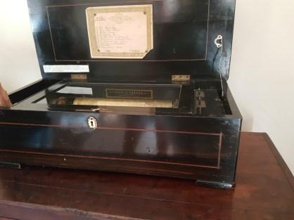 The original music box
