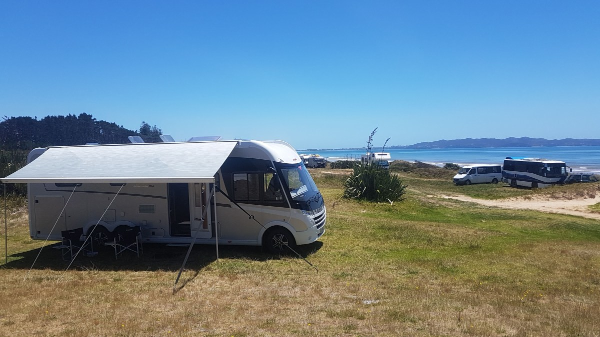 Missing the Motorhome