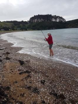 Fishing Mahinepua