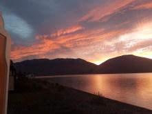 Sunrise Ohau