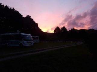 Sunset Mahinepua